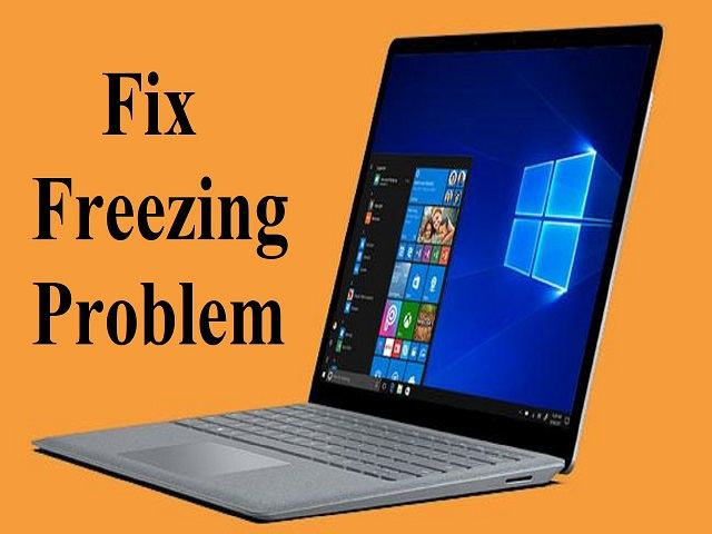 fix freeze Windows 10 computer