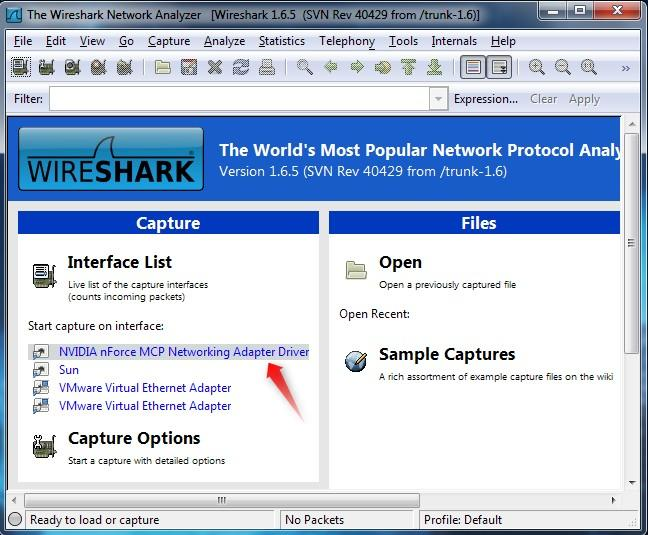How to Get the WPA Capture Files