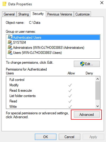 Solved] Windows 10 Says I Don't Have Permission to Save Anything