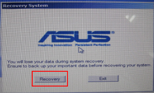 what to do if you forgot your asus laptop password