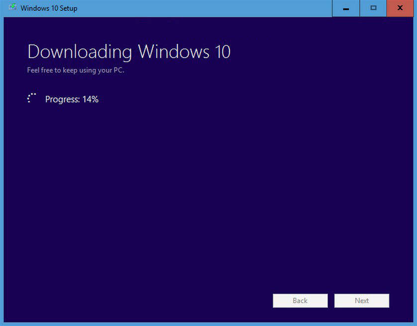 easily download windows 10 iso files