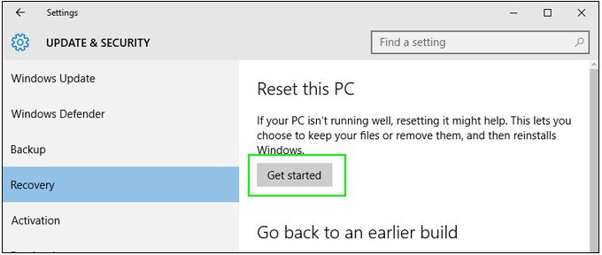 how to restore hp laptop to factory settings