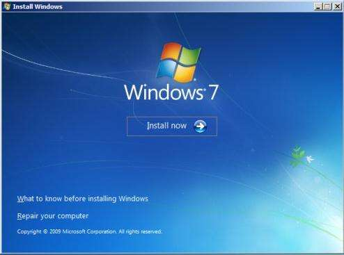 use system restore to change windows 7 password