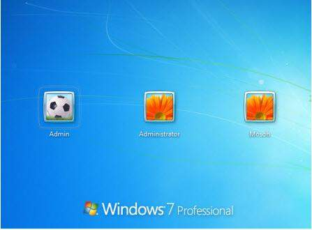 how to clear user password in windows 7