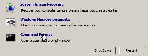 forgot computer password windows 7 starter