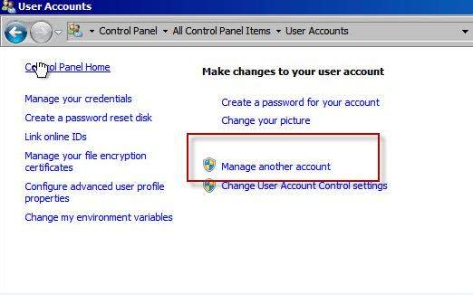 how to reset administrator password in windows 7 using safe mode