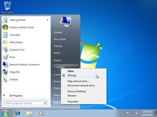 enable built-in administrator account in windows 7