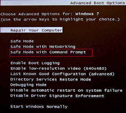 how to find computer password in windows 7