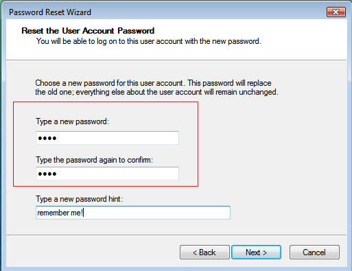 how to find computer username and password windows 7