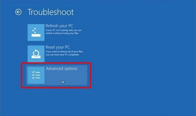 turn off secure boot in windows 8