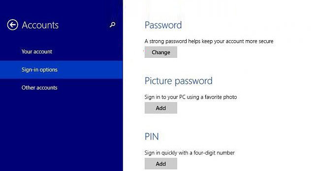 how to find windows 8 password with password hint