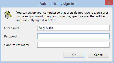 bypass sign in windows 8.1