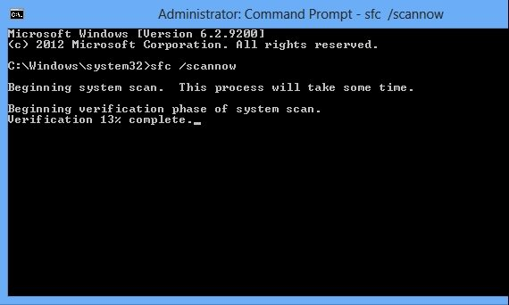 restore common user errors in windows 8