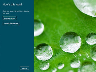 how to set up picture password on windows 8