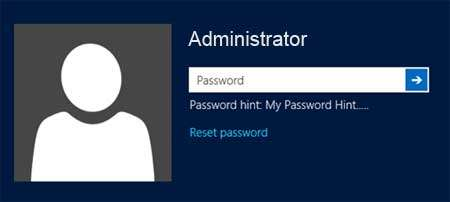 Find Windows 8 Password