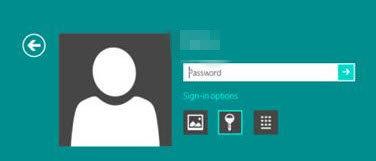 forgot picture password in windows 8