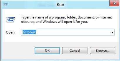 how to remove windows 8.1 password