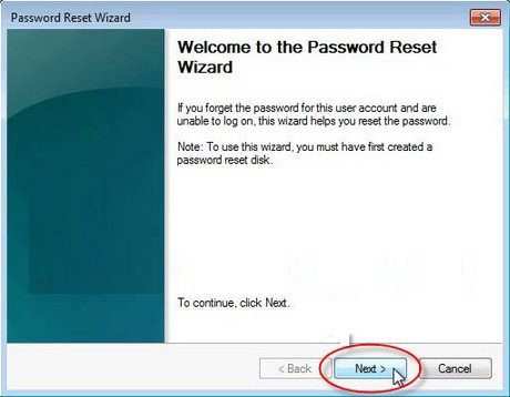 windows 8 password reset usb tool