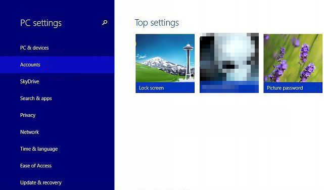 How To Remove Windows 8.1 Local/Microsoft Account/Picture