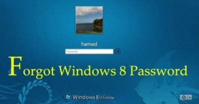 windows 8 password recovery tool