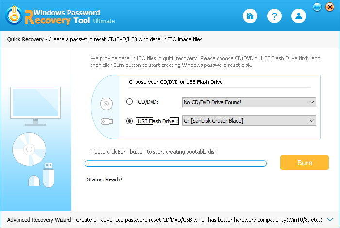 how to change password on hp windows 8