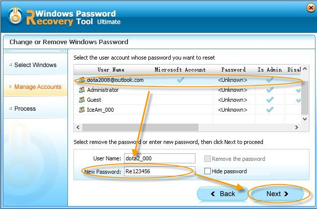 recover windows 10 forgotten password