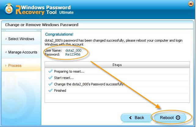 recover windows 10 password without reset disk